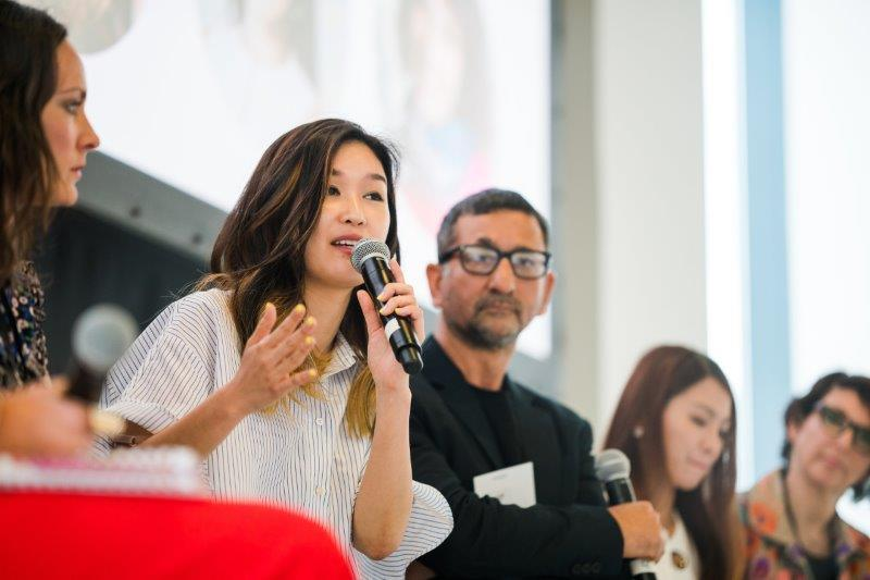 <p>Panels at the show cover a variety of topics from branding to trends.&nbsp;</p>