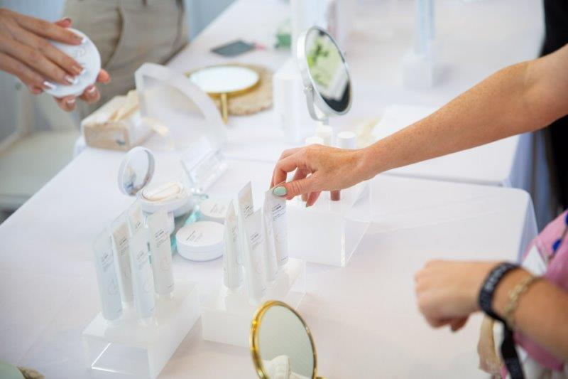 <p>Retailers have the opportunity to experience brands and meet their founders.&nbsp;</p>