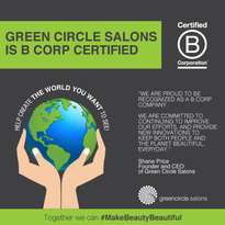 Green Circle Salons Joins the Ever-growing B Corp Movement