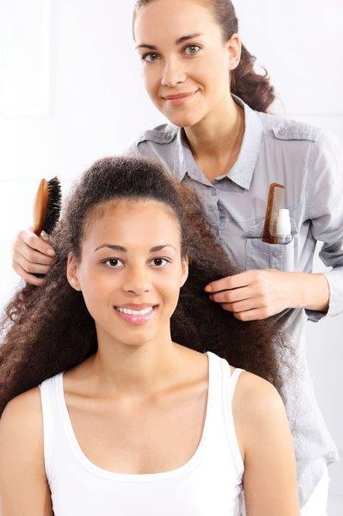 Understanding why a client is losing her hair can help you both lead to some solutions.  -