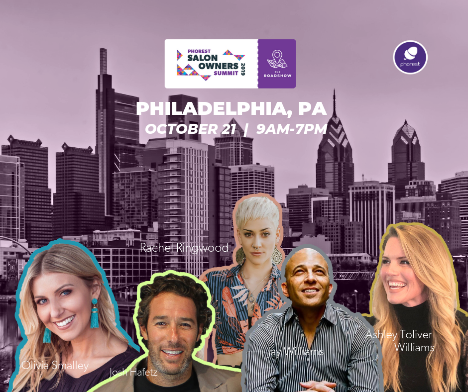 The Salon Owners Summit Roadshow Hits Philadelphia; Special Pricing for SALON TODAY Audience