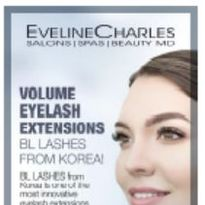 STAMP 2019: EvelineCharles Launches Lash Extensions with a Marketing Punch