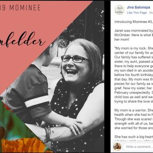 STAMP 2019: Jiva Salonspa Leverages Facebook to Celebrate Moms