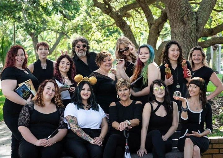 The team from Avenue Hair Design in Venice, FL.  -