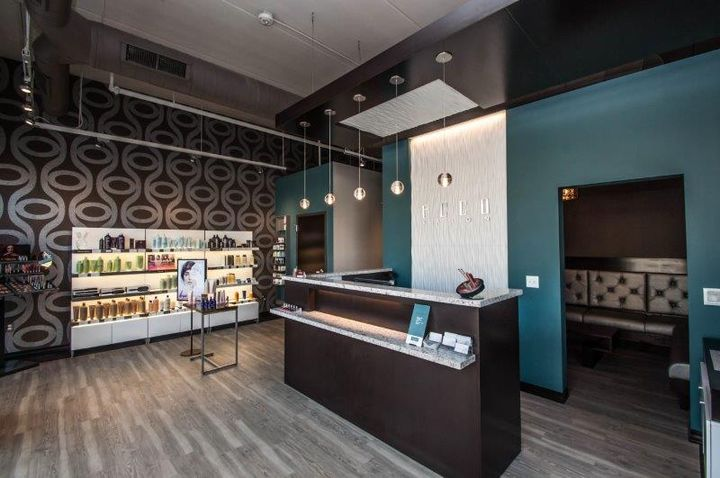 An inside look at Ecco Salon in Fitchburg, WI. 