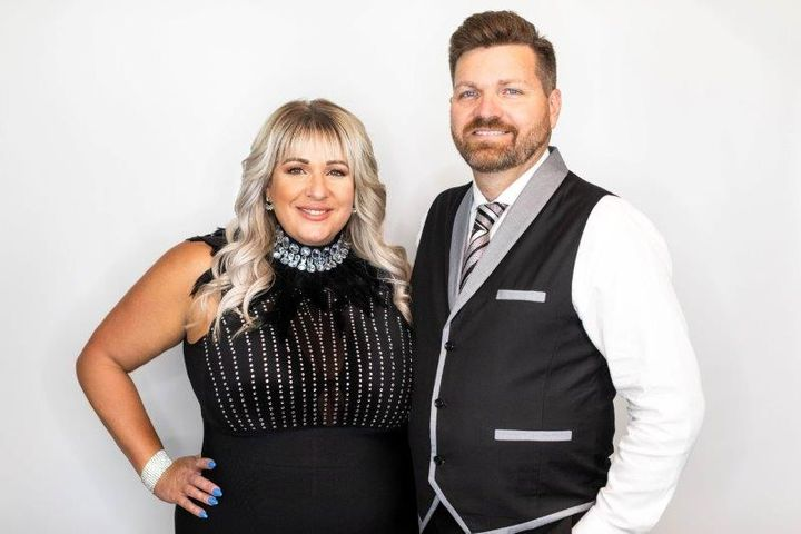 Tracey and Mike Franklin,owners of Loxx Salon and Spa in Cookeville, TN.