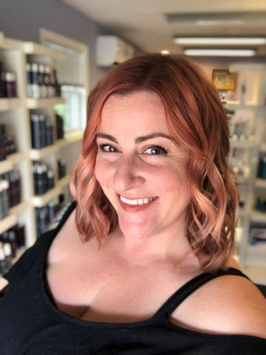 Stephanie Gregoire, owner of Salon 6 Indiananpolis in Indianapolis, IN. 