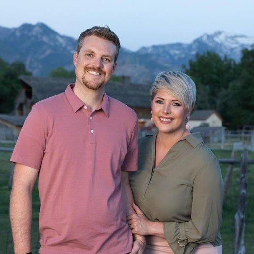 Chris and Jenn Yeager from Salon Yeager in Knoxville, TN.