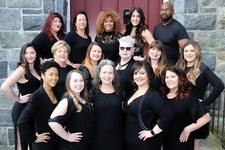 The team from Soleil Salon and Spa in Windham, NH. 