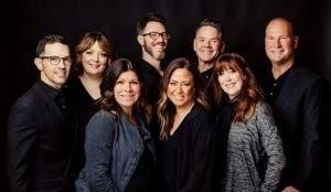 The owners from Square One Salon and Spa in Dayton, OH. 