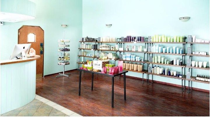 An inside look at Valere Salon & Spa in Boise, IA. 