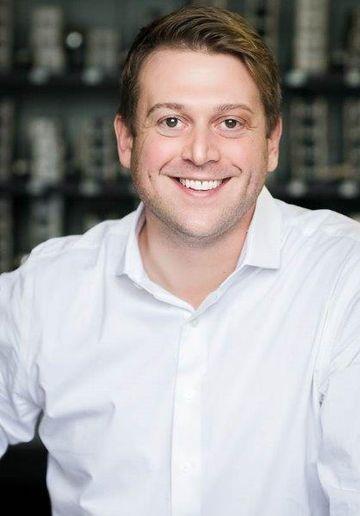 Scott Allison, owner of S Salon in Fairbanks, AK.   -