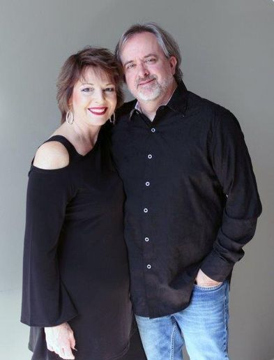Rowena and Eric Yeager, owners of Studio Wish Salon in Twinsburg, OH.