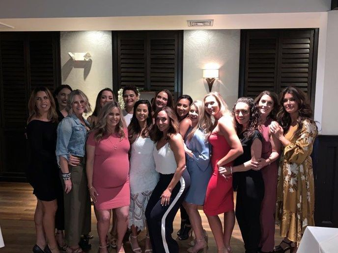 The team from Glow Beauty Boutique in Braintree, MA.