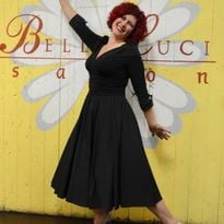 Rebecca Lee, owner of Bella Luci Salon in Poughkeepsie, NY.