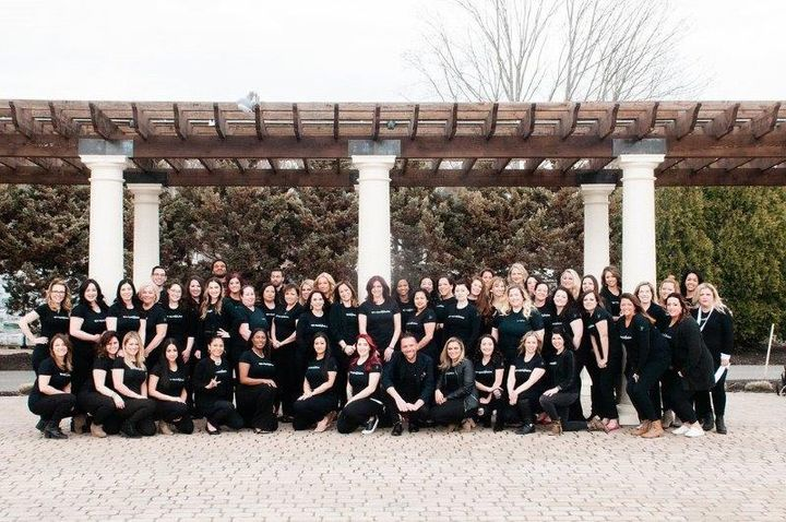The team from Spa Nijoli & Salon in Methuen, MA.