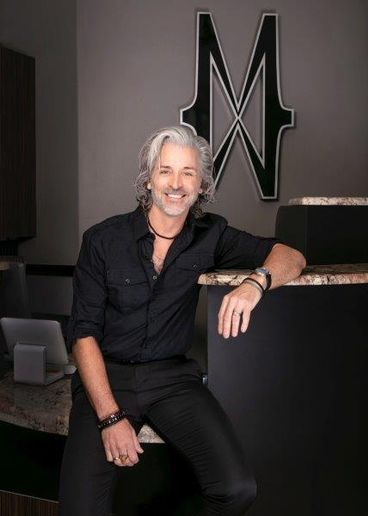 Mitchell Eubanks, owner of The Mitchell Wade Salon in Oviedo, FL.
