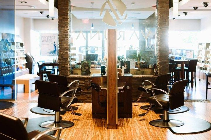 The Varuna Aveda Salon Spa in Annapolis, MD. 