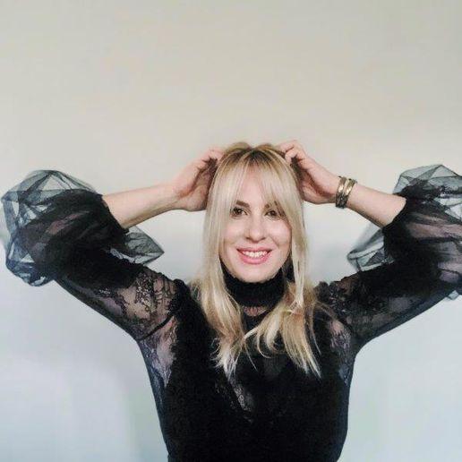 Jaclyn Cosh, owner of JEM Hair Studio in New Paltz, NY.  -
