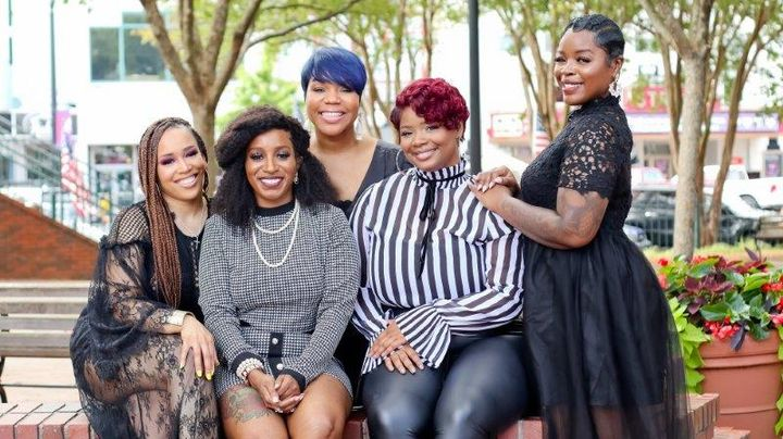 The lovely team from KBB Salon in Marietta, GA.  -