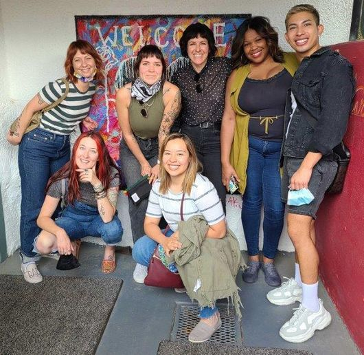 The team from 'Let Em Have It in Denver, CO.  -