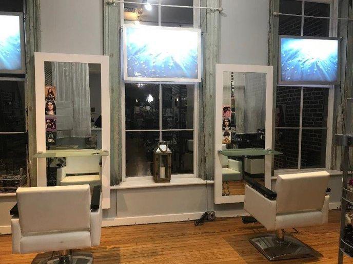 An inside look at Lordis Loft Salon & Day Spa in Charleston, SC.  -