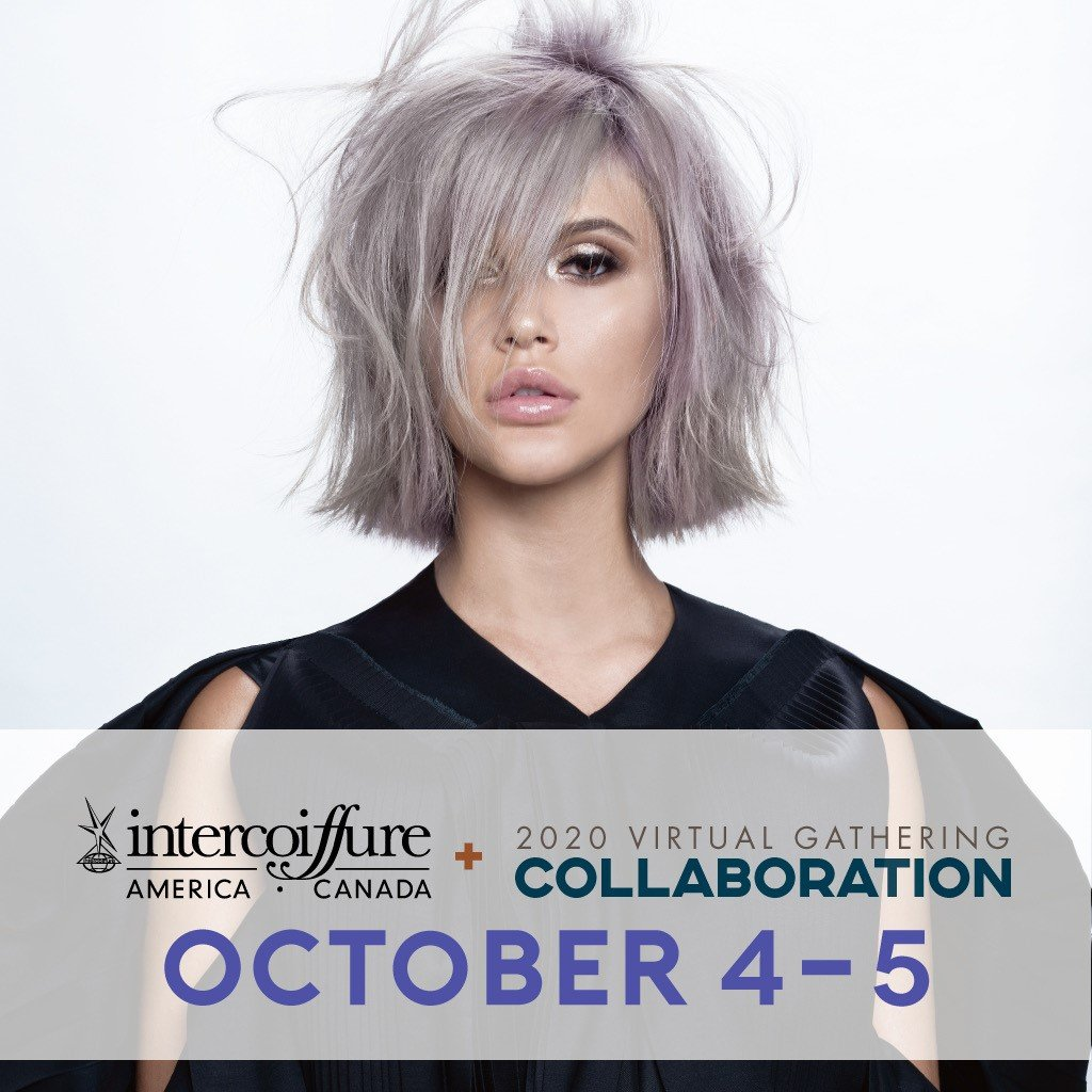 Intercoiffure Delivers Premium Education with its 2020 Fall Virtual Gathering