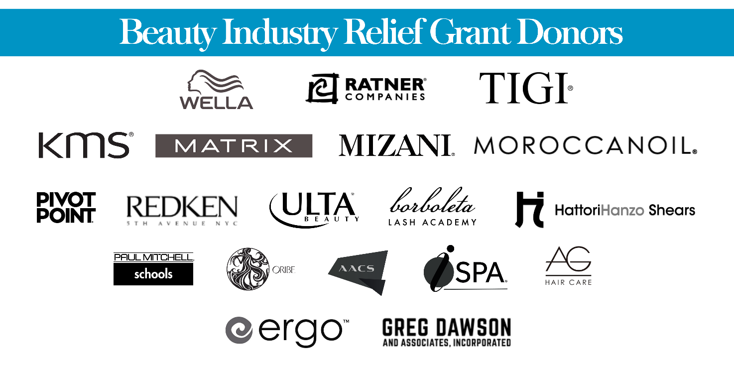 Professional Beauty Brands Rise to Relief Challenge