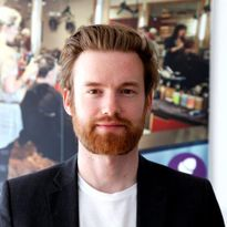 Ronan Perceval, founder of Phorest Salon Software.
