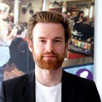 Ronan Perceval, founder of Phorest Salon Software.
