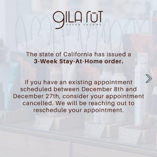 Gila Rut posted the following to its Facebook page, notifying clients of the closure.   -