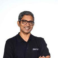 Sudheer Koneru, CEO of Zenoti.