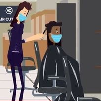 Hair Cuttery Safely Reopens 500 Salons Under New Ownership