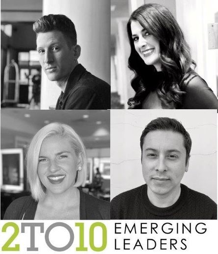 - The team leaders and the mentors for the 2019 competition, clockwise: Garrison Neill, Paris Parker and Parker Barber in Hammond, Lousiana; Amber Lynn Maxwell, Ihloff Salons and Spas in Tulsa, Oklahoma; Jon Rizo, Gila Rut Salons in San Diego and Susannah Bolich, J. Con Salons in St. Petersburg, Florida.