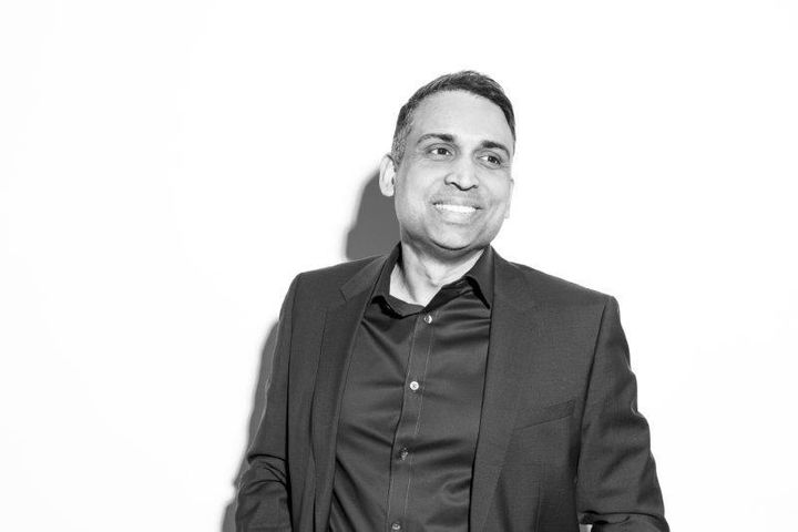 Biju Nair, vice president of payments for Boulevard. 