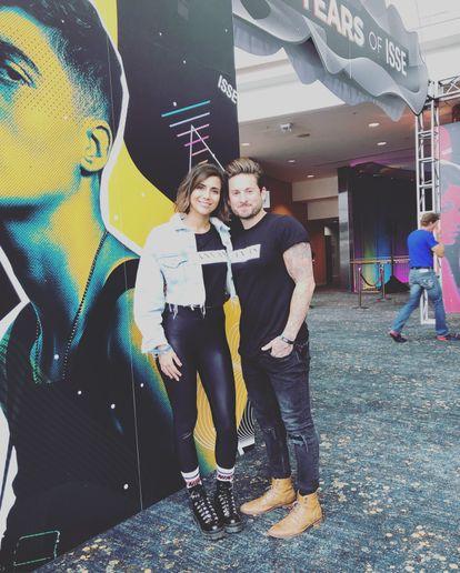 Jen and Matt Martnelli, founders of Canvas Recruit.   -