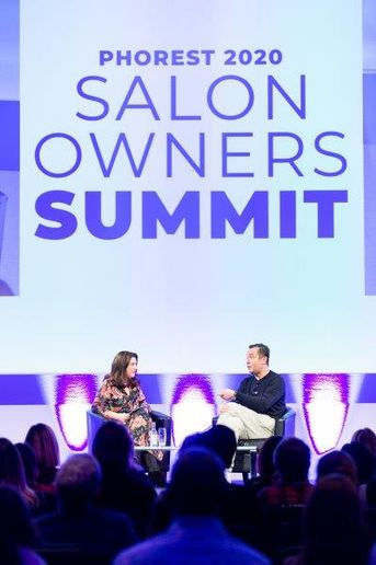 A Q&A session with Celebrity Colorist and Product Innovator Christophe Robin.   -