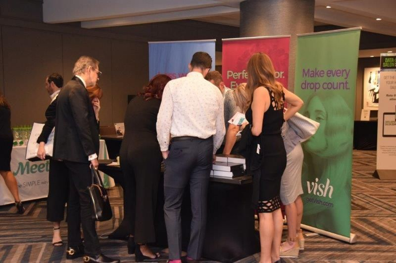 <p>Scores of technology, coaching,&nbsp;salon business vendors and associations will be on site at Data-Driven Salon Summit to help the attendees grow their businesses to the next level.&nbsp;</p>