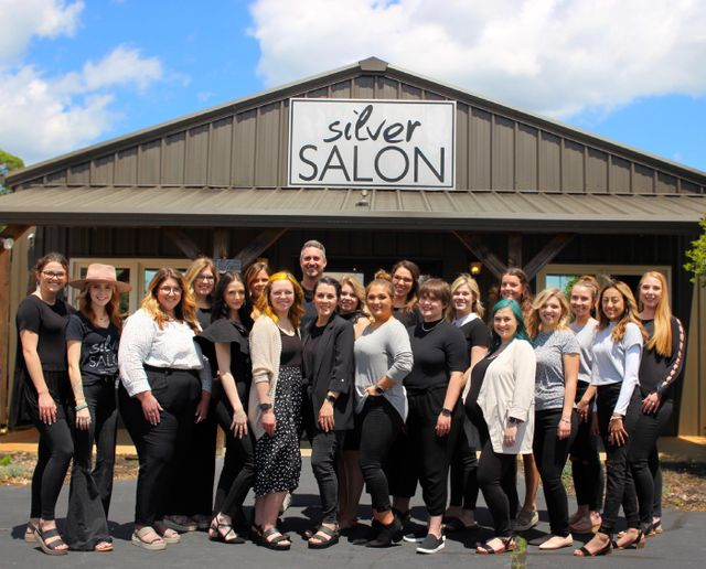 A 7-step interviewing process at Silver Salon in Easley, SC, helps ensure all new hires fit the culture of the salon.   -