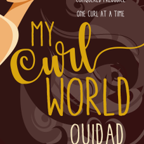 The Queen of Curl Pens a Book About Her Experience