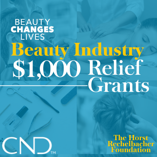 Friends of Beauty Changes Lives Award $250K in Relief Grants to Beauty Pros Impacted by the Pandemic