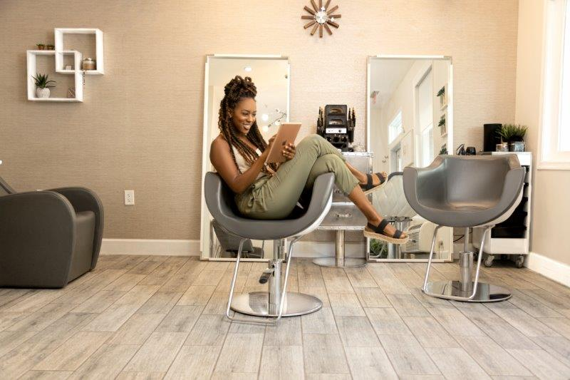 How Technology is Evolving to Keep Salons Productive, Efficient and Safe as they Reopen
