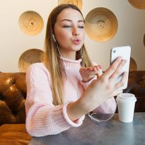 After a Year of Video Calls, Beauty Priorities are Shifting