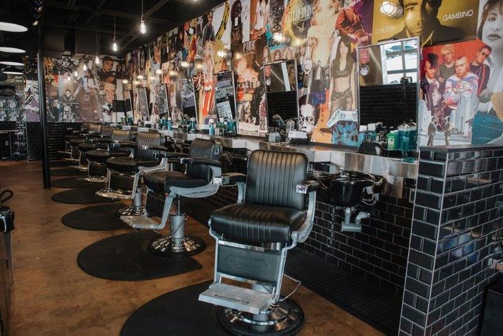 The doors of the most recent Floyd's 99 Barbershop opened on March 26th in Orlando, FL. 