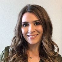 Rachel D'Angelo, director of client and partner relations at Rosy Salon Software.