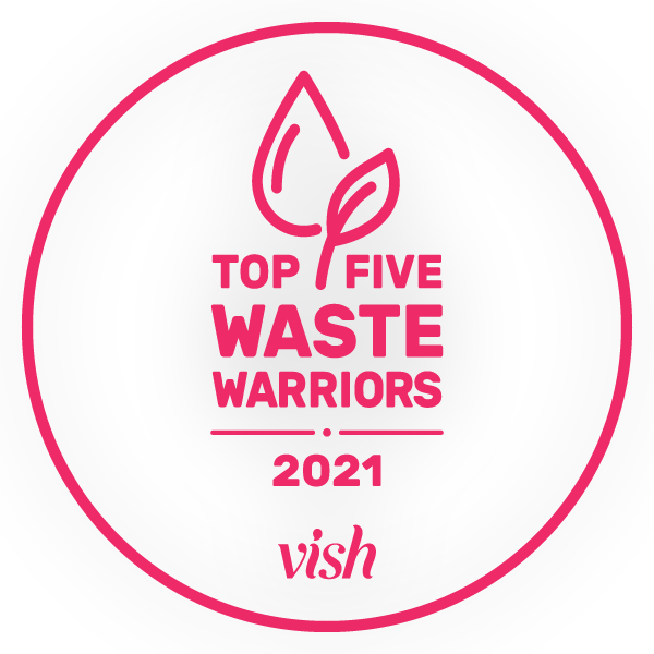 Vish Announces List of Waste Warriors for Earth Month 2021
