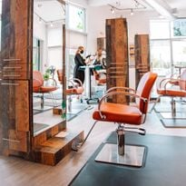 Mobile stations, like these at Indie Mane Salon in Indianapolis, offer flexbilitiy in how you...
