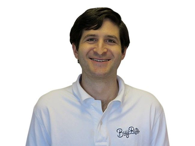 Jason Eichholz, vice president of Buy-Rite Salon and Spa Equipment  -