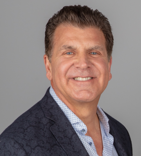 Jeff Grissler, artistic director of public relations for Minerva Beauty  -