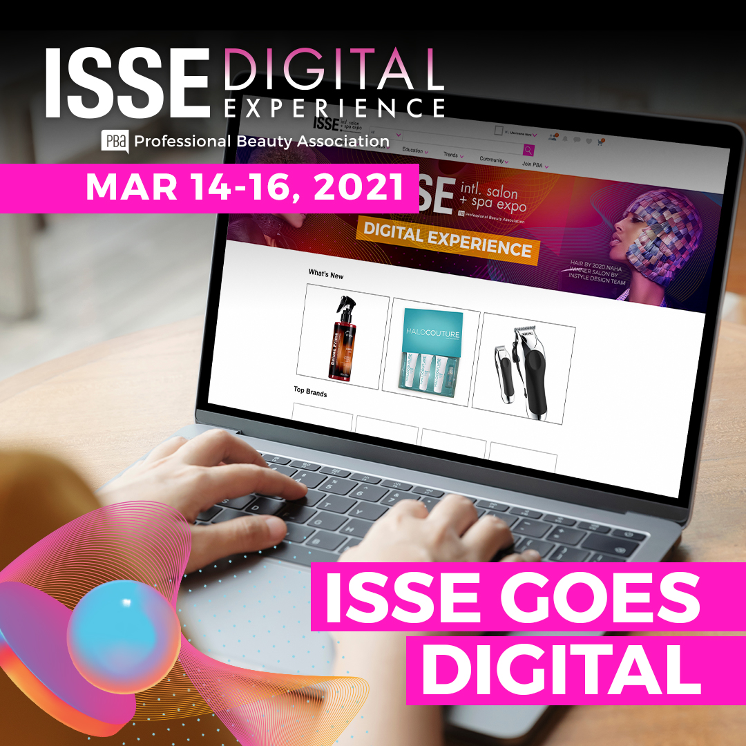ISSE 2021 Goes Digital March 14-16